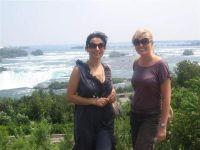 Nagara Falls- Małgorzata Milkiewicz oraz Justyna Czyszek